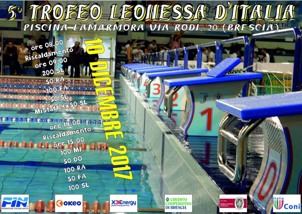 5° Trofeo Leonessa D'italia_Fronte