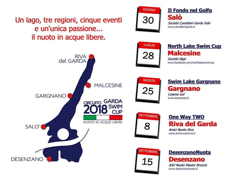 Garda Swim Cup 2018