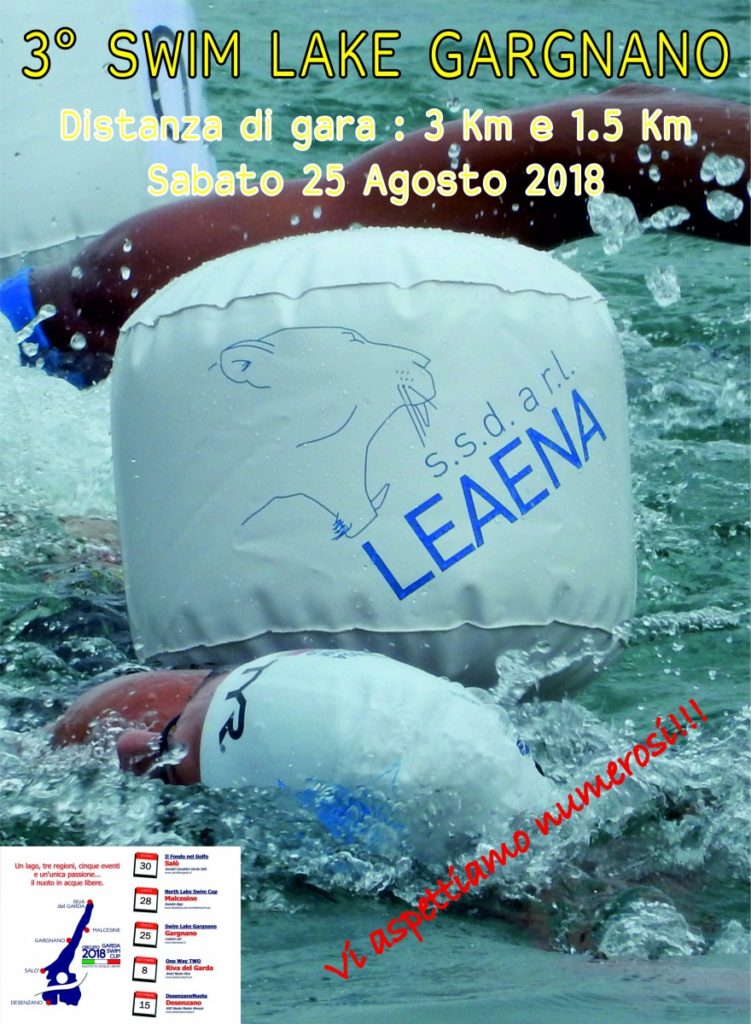 Swim Lake - 2018 - - Per pagina WEB
